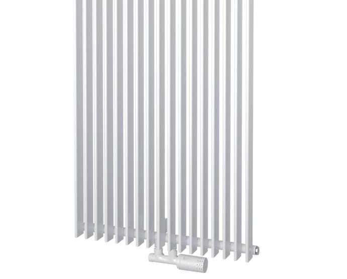 Дизайнерский радиатор Isan Melody Antika Light