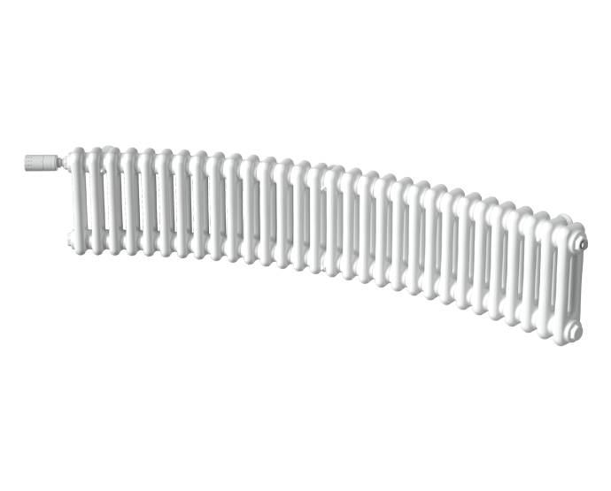 Трубчатый радиатор Isan Atol C2 2500